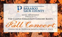 Campus Community Band Fall Concert