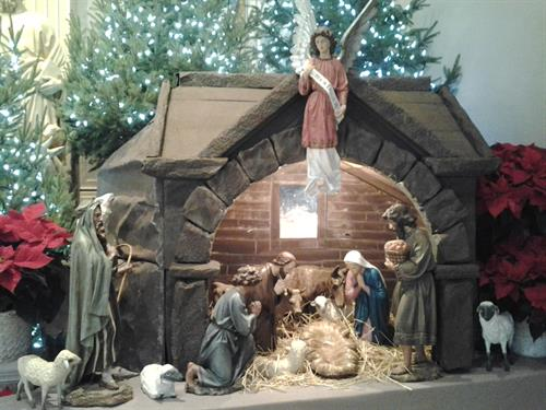 Christmas Season at St. Luke's