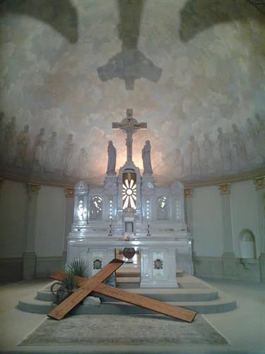 Holy Week at St. Luke's