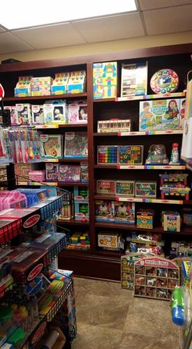 A Glimpse of Melissa and Doug products