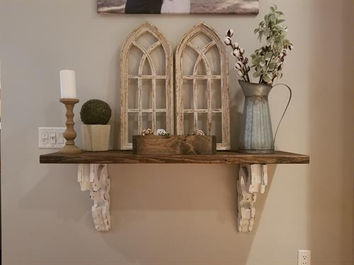 Custom Corbel Table
