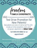 Freedom Family Chiropractic - Sauk City