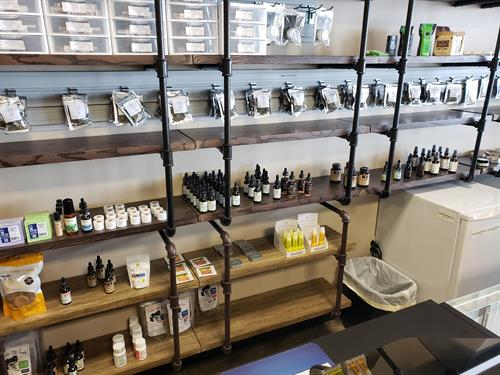 Full Stock of CBD Products for Sauk City, WI