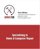 Kwik Fixx, LLC