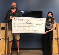 MFLCares Gives Back to Iowa Able Foundation