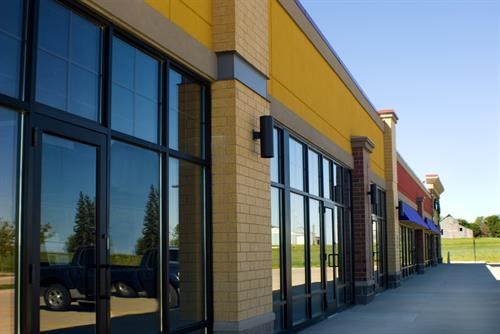 Retail Spaces at Paragon Office Park