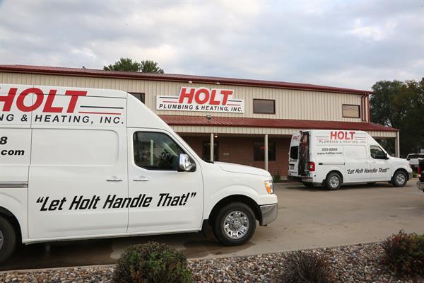Holt Plumbing & Heating Inc.