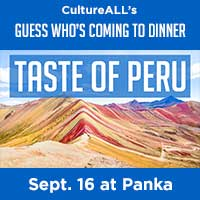 Guess Who's Coming to Dinner: Taste of Peru