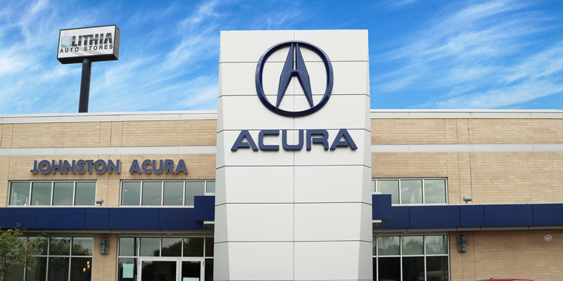 Acura of Johnston