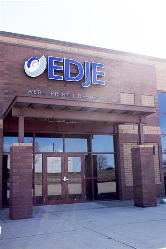 EDJE Office Front