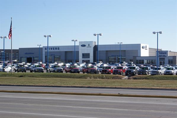 Stivers Ford Lincoln >> Stivers Ford Lincoln - E. Hickman | Automotive/Dealers ...