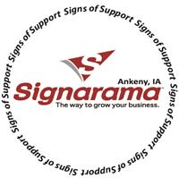 Signs of Support Grants Awarded to Charitable Organizations
