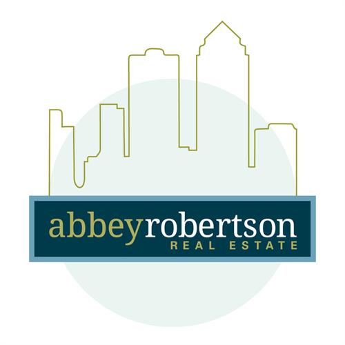 Logo design for real estate agent Abbey Robertson