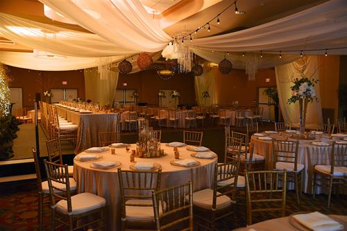 Johnny's Grand Ballroom Wedding