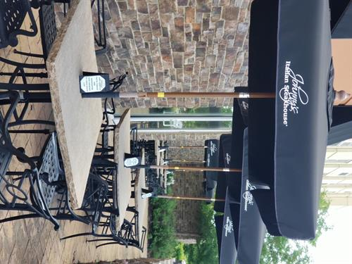 Outdoor Patio at Johnny's