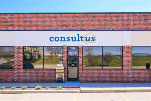 Our office located in Urbandale