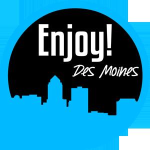 Enjoy Des Moines logo