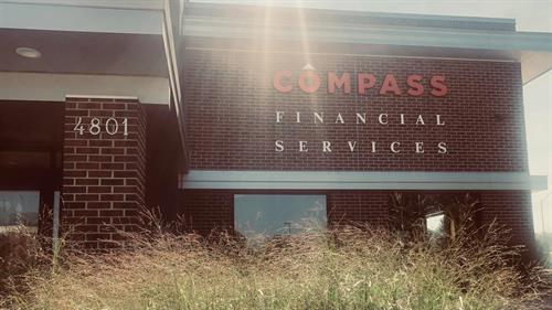 Compass building