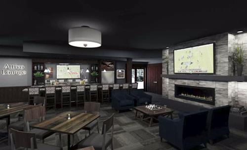 Attivo Lounge/Pub