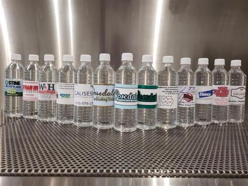 Private Label Bottles Ready to Make an Impact