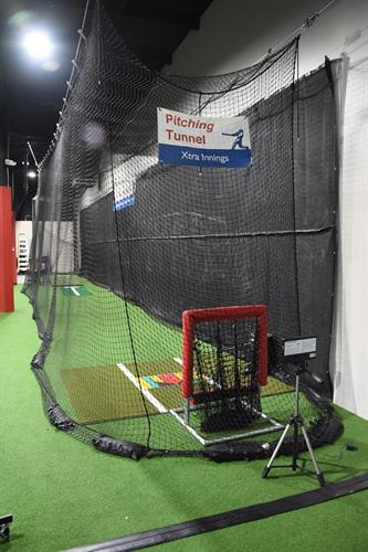 Pitching Tunnel