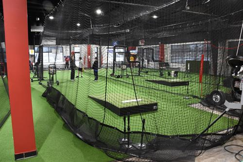 Hitting and Pitching Tunnel
