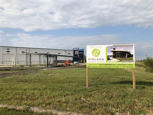 New Midland Credit Union Bondurant