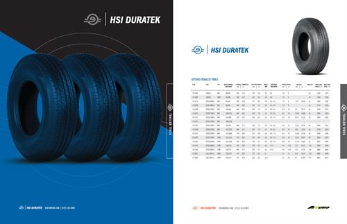 Manufacturing Flyer - Tires