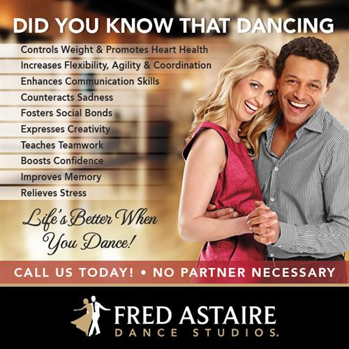 Benefits of Why You Should Dance