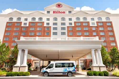 The Hilton Columbus/Polaris
