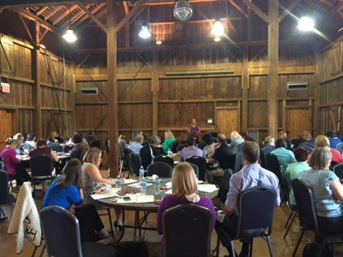 HR Lunch & Learn at Everal Barn