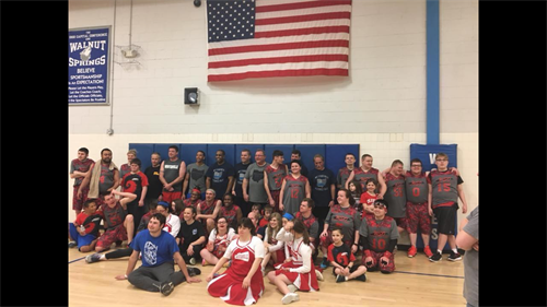 2018 Exhibition game WSO vs. Westerville Police Department. Wonderful support from WPD, everyone had a great time.