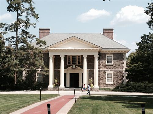 A visit to Haverford College