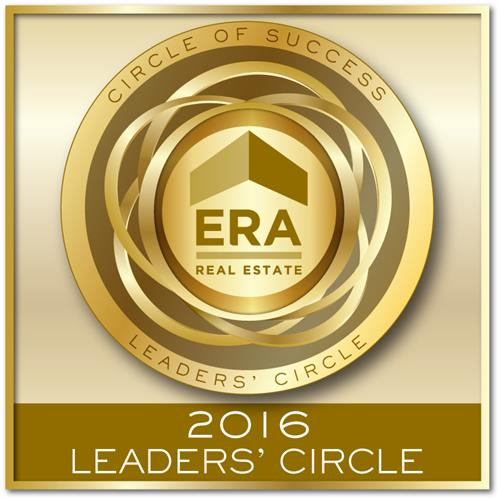 2016 ERA Leaders Circle Award