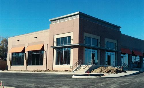 Exterior of soon to be 101BK Westerville!