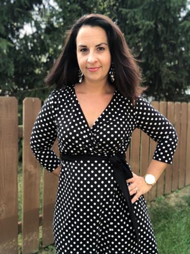 LuLaRoe Michelle wrap dress