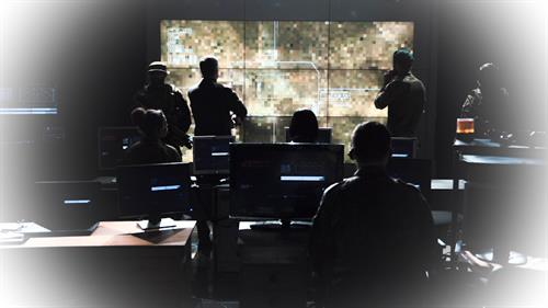 Stealth Entry Cyber Threat Operations Center (CTOC)