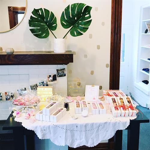 Pop Up Shop at Gemma Shop