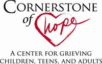 Cornerstone of Hope - Ornament Workshop & Holiday Gathering for the Grieving