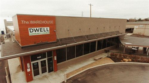 Warehouse - Oakland Ave.