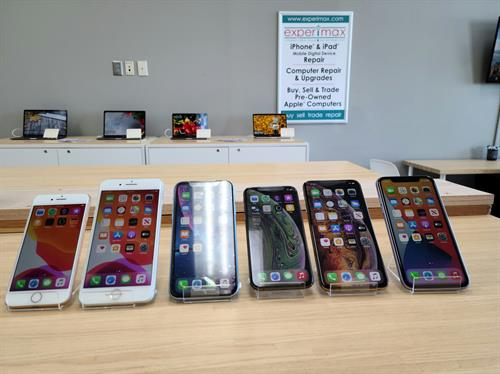Refurbished Iphones, starting as low as $349