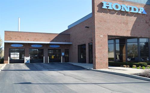 Roush Honda Service Department
