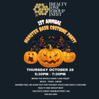 1st Annual Halloween Bash with Realty One Group Nest
