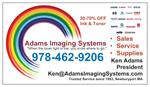 Adams Imaging Systems