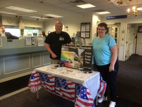Celebrating Small Business Week @ Eastern Bank Newburyport
