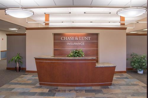 Chase and Lunt Insurance is happy to assist you with your Home, Auto, or Business Insurance needs.