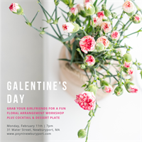 Galentine's Day at The Poynt