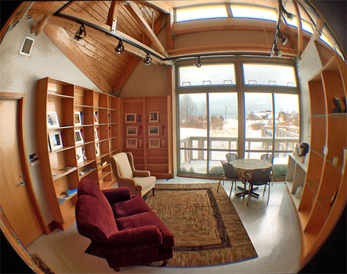 Friends Reading Room