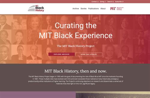 MIT Black History