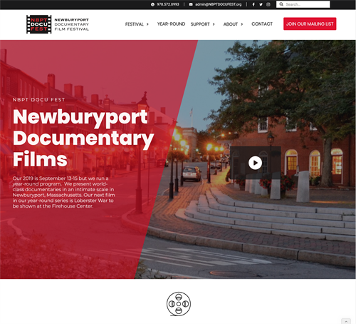 Newburyport Documentary Film Fest